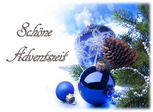 Schöne Adventszeit Bilder