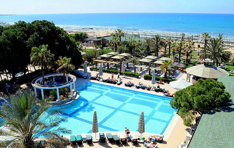 Hotel Oleander Beach Resort Side Kumkoy